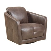 Blakely Swivel Chair Palance-Color:Sable