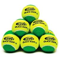 Gamma Quick Kids 78 Tennis Ball 12 ct Bag