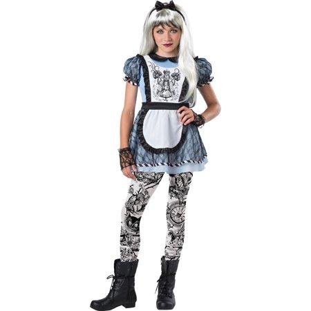 Tween Girls Malice in Wonderland Costume - Costume Ideas For Tween Girls