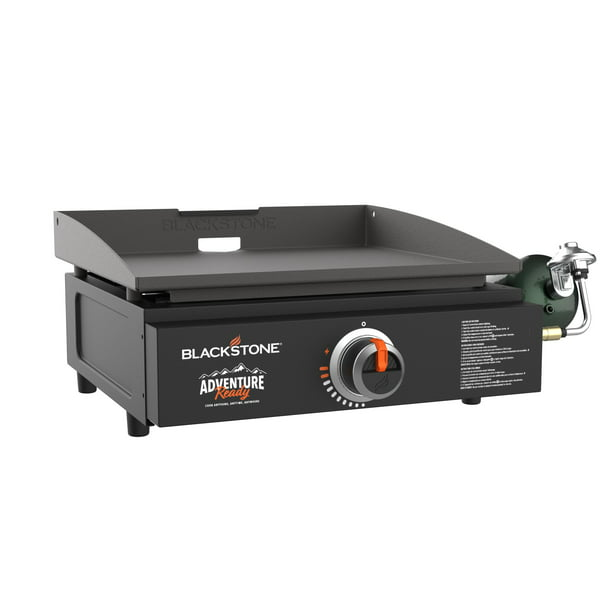"""Blackstone Adventure Ready 17"""" Tabletop Outdoor Griddle Only $84.00"""
