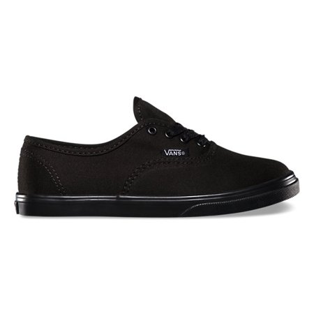 Vans Authentic Lo Pro Black Skate Shoes Size 11 Kids](Vans Sizing Chart)