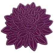 """Cheery Lynn Designs Die-Lotus Flower, 2.5""""X2.375"""""""