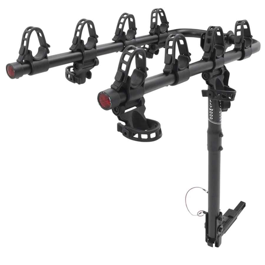 "Hollywood Racks, HR8500 Traveler 1 1/4/2"" 4Bike"