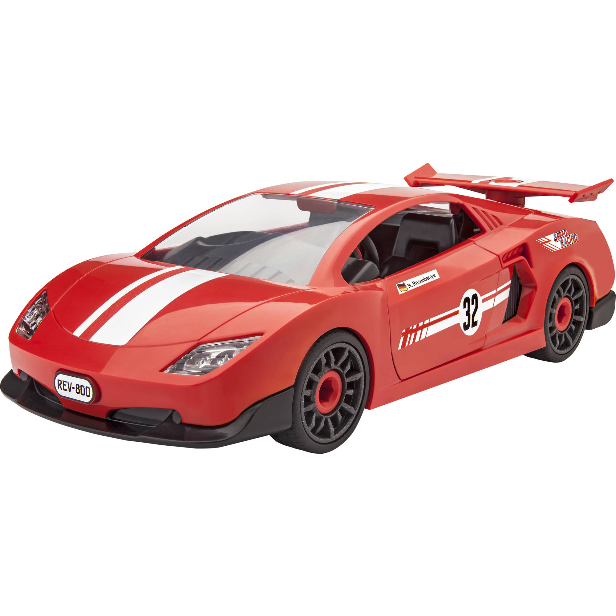 Revell Junior Kit Race Car Plastic Model Kit by Revell