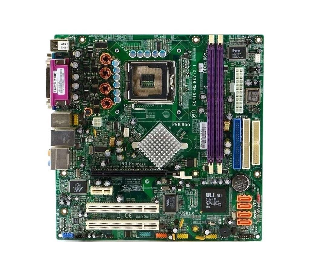 New Drivers: ECS RC410L/800-M2 ULi SATA Controller
