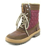Call It Spring Kaewet Women  Round Toe Synthetic Brown Winter Boot