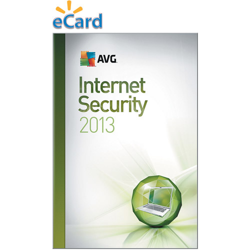 AVG Internet Security 2013 1-User 1-Year  $49.99 (Email Delivery)