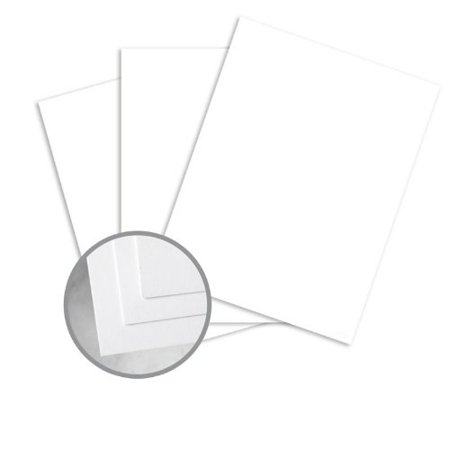 CLASSIC CREST Avalanche White Paper - 8 1/2 x 11 in 70 lb Text Smooth 500 per