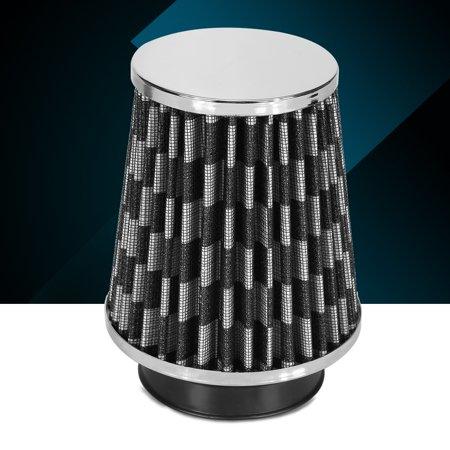 HURRISE Car High Flow Cold Air Filter Intake Induction Kit High Power Mesh Cone, Intake Air Filter, Intake Induction Filter - image 1 of 7