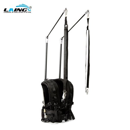 LAING V10 Camera Carrying Vest Carrier Support 2.5-8kg Load for Zhiyun FeiyuTech DJI Ronin Dual Handheld 3Axis Handheld Gimbal Stabilizer Film Movie Making