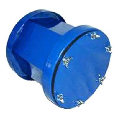 Diamond Pacific Heavy Duty Commercial Barrel Kit - 12 lb. Capacity