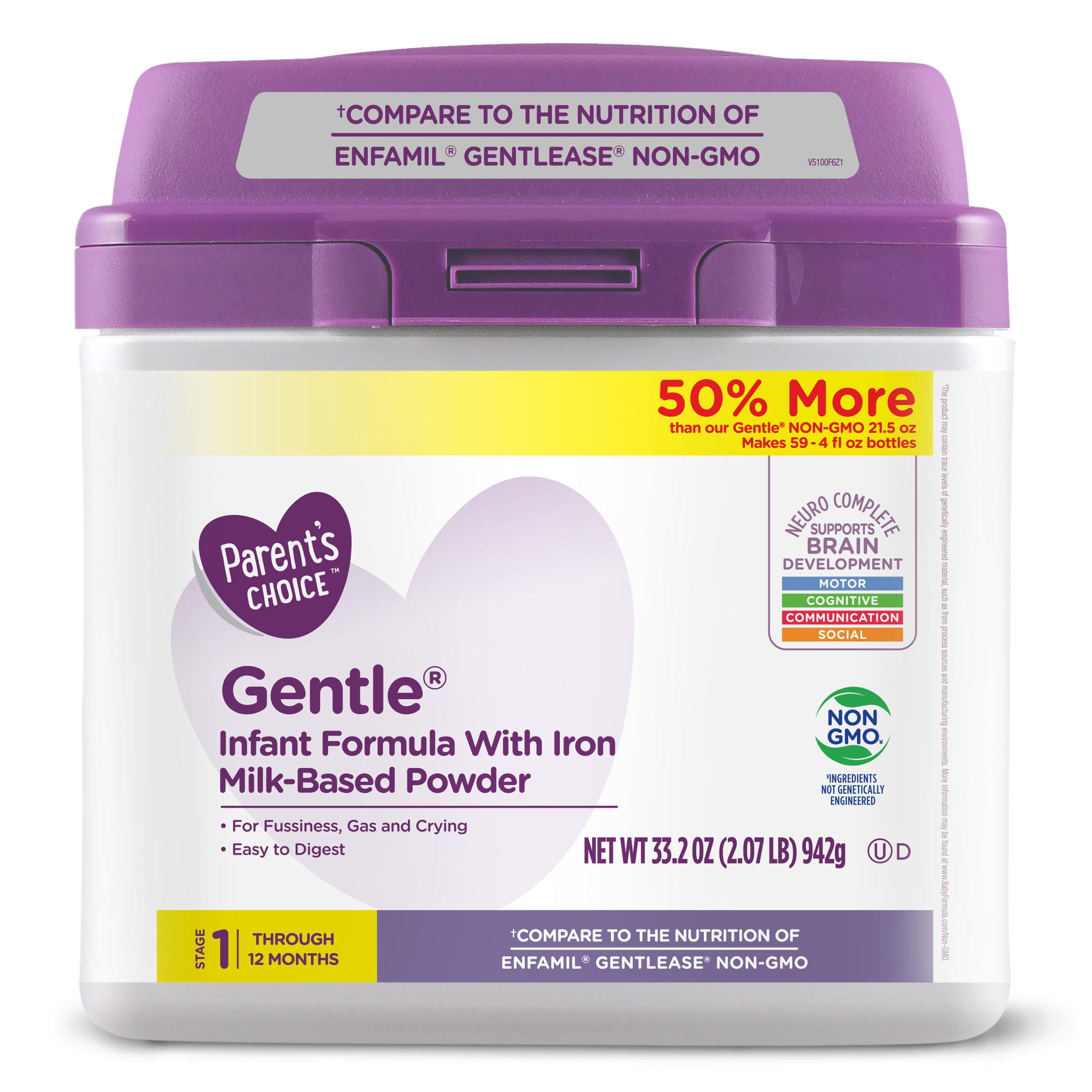 Parent's Choice Gentle Infant Formula, 33.2 oz