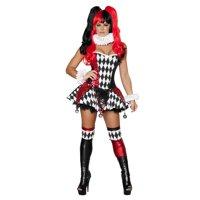 Court Jester Cutie Deluxe Costume