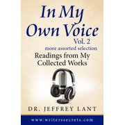 In My Own Voice. Reading from My Collected Works. More Assorted Selection - eBook