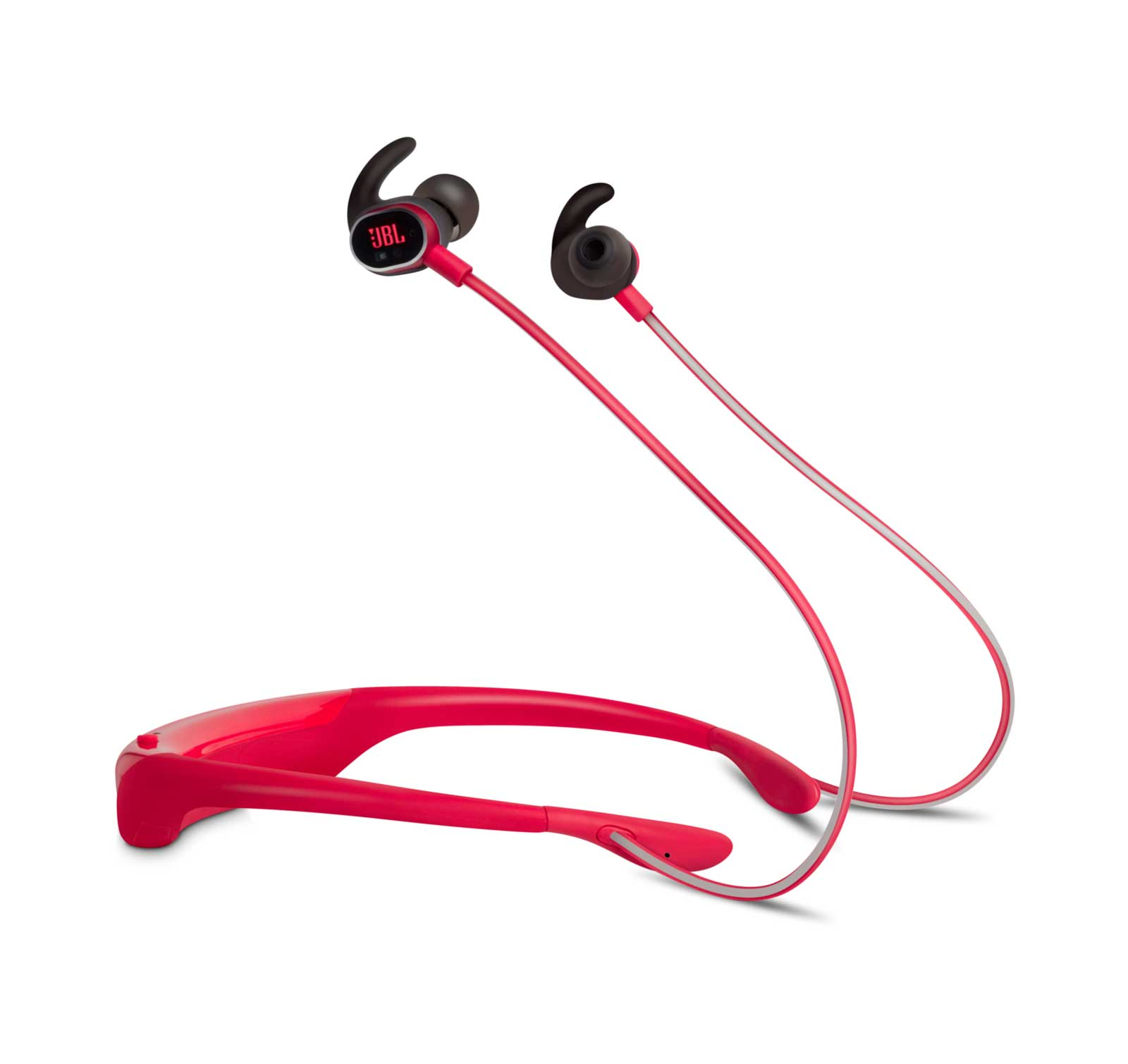 JBL Reflect Response In-ear Bluetooth sport headphones - Red