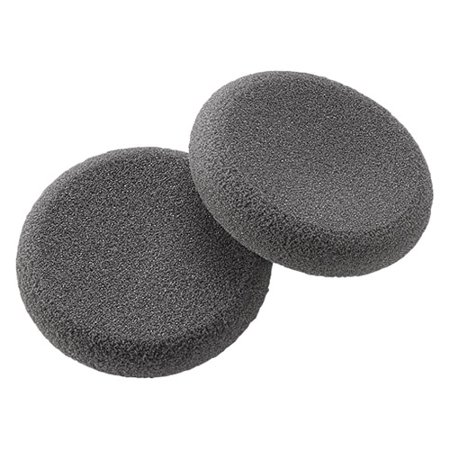 Headset Replacement Foam (Plantronics 15729-05 Foam Earpads Replacement Ear Cushions for Headsets)
