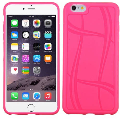 Apple iPhone 6 Plus/iPhone 6S Plus MyBat Texture Candy Skin Cover