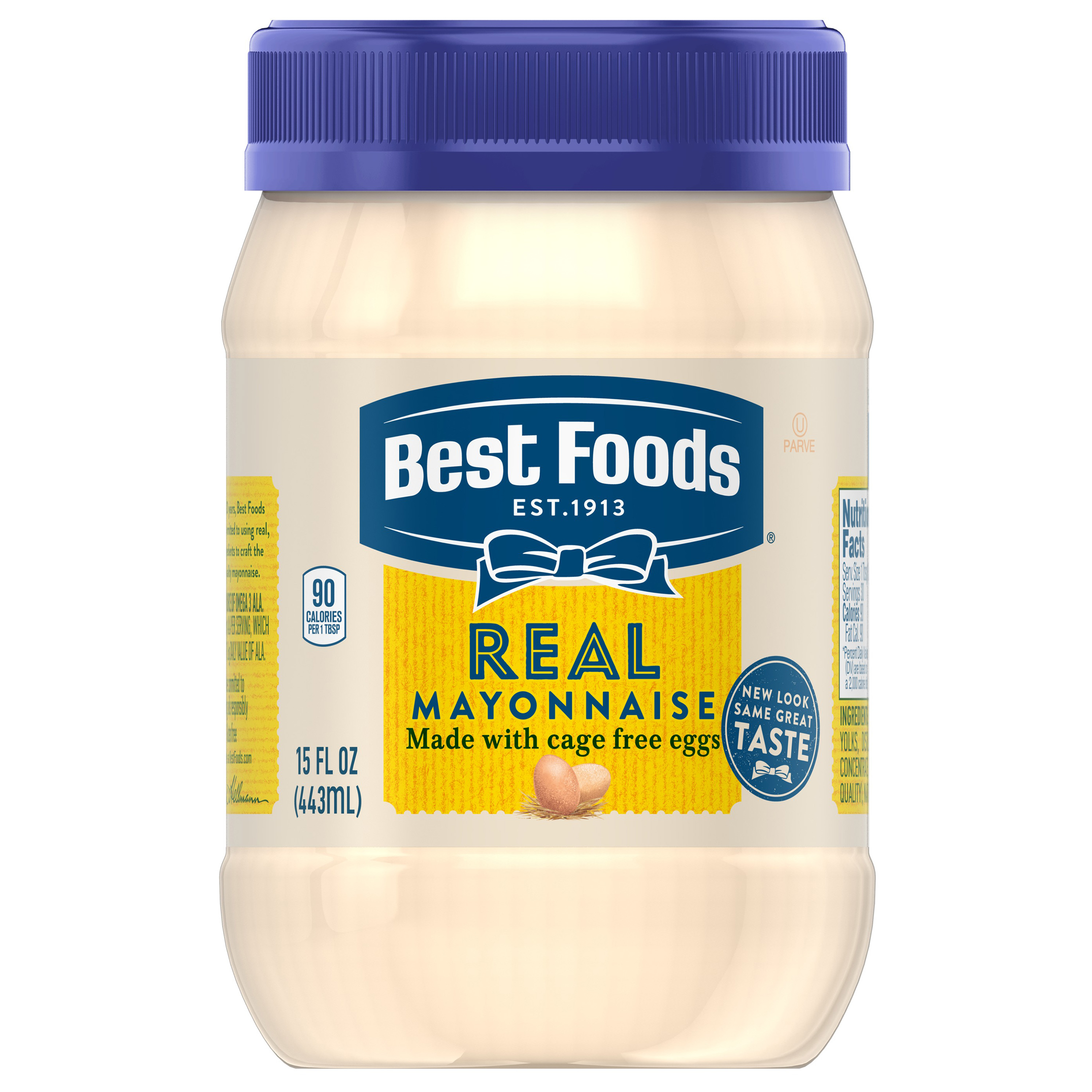 Best Foods Real Mayonnaise, 15 oz
