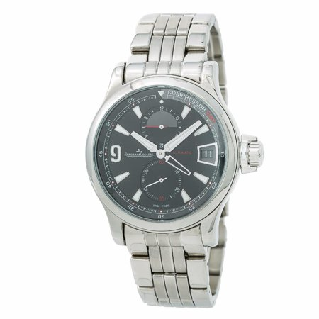 Pre-Owned Jaeger Lecoultre Master Compressor 146.8.05 Steel  Watch (Certified Authentic & Warranty)