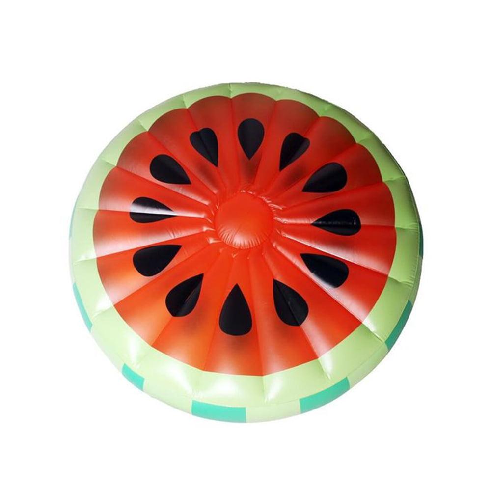 "Giant 70/"" Inflatable Kiwi Slice Float Summer Beach Pool Adult Swimming Cool"