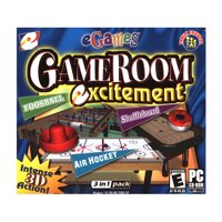 game room excitment (jewel case) - pc