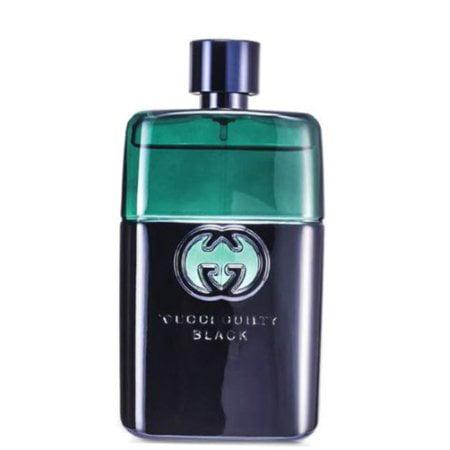 Gucci Guilty Black Eau De Toilette Spray, Cologne for Men, 3.0 Oz