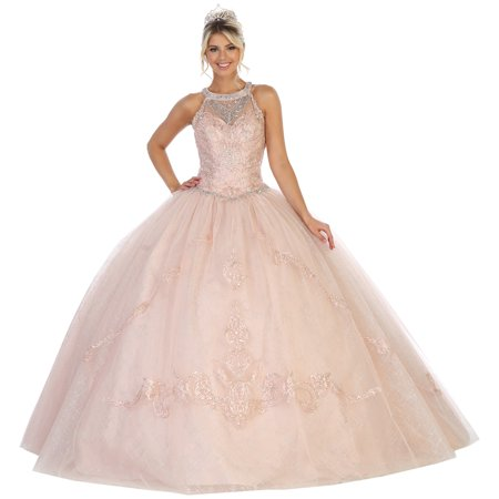 MASQUERADE SWEET 16 PARTY BALL GOWN - Masquerade Gown