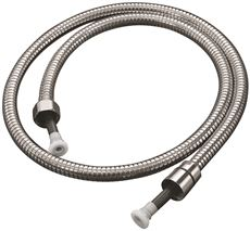 Kohler Mastershower Metal Shower Hose, 60 In., Polished Chrome