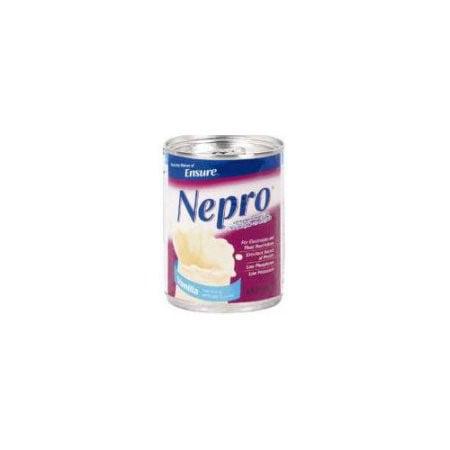 Abbot Nepro Vanilla Ready To Drink  8 Oz  24 Ct