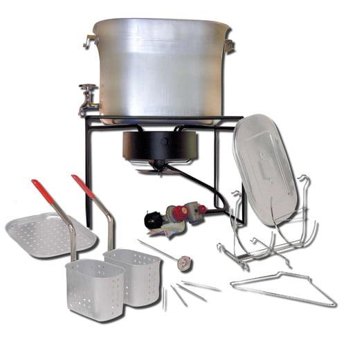 King Kooker #2864 - 26-Quart Propane Turkey Fryer and Cooker