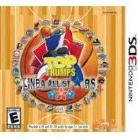 Top Trumps: NBA All Stars Video game Nintendo 3DS