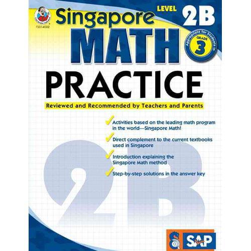 Singapore Math Practice, Level 2B