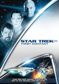 Star Trek: First Contact (DVD) by Paramount Home Entertainment