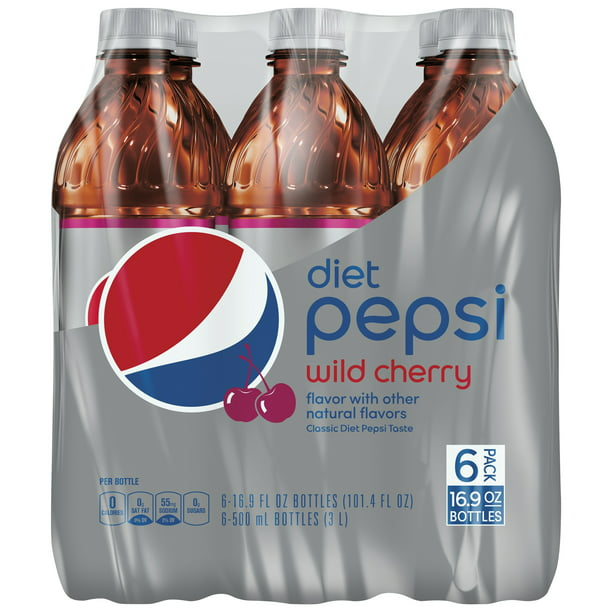 does diet pepsi count as water