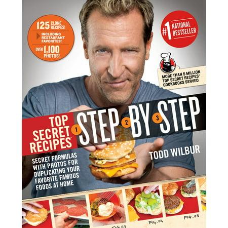 Top Secret Recipes Step By Step  Secret Formulas W