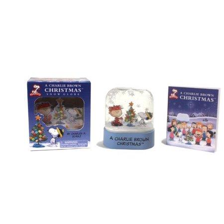 Mega Snow - Mega Mini Kits: A Charlie Brown Christmas Snow Globe (Other)