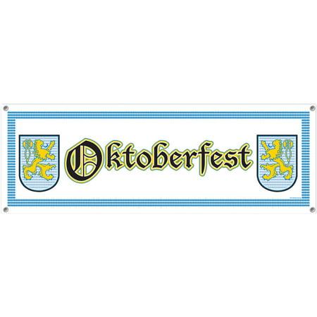 Oktoberfest Sign Banner - Oktoberfest Sign