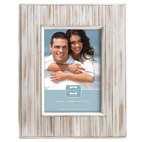 Prinz Sanibel Wash Wood Picture Frame