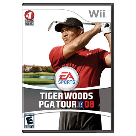 Wwii Wood - Tiger Woods PGA Tour 08 - Nintendo Wii