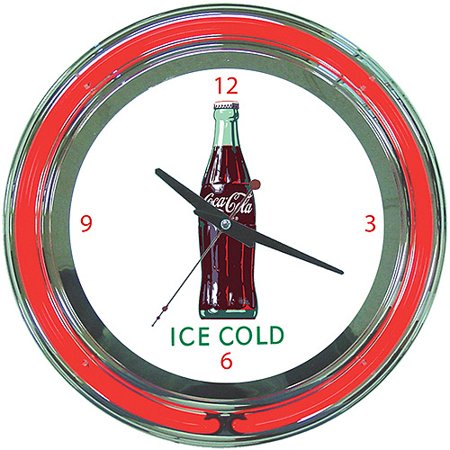 Coca Cola Ice Cold Bottle 14