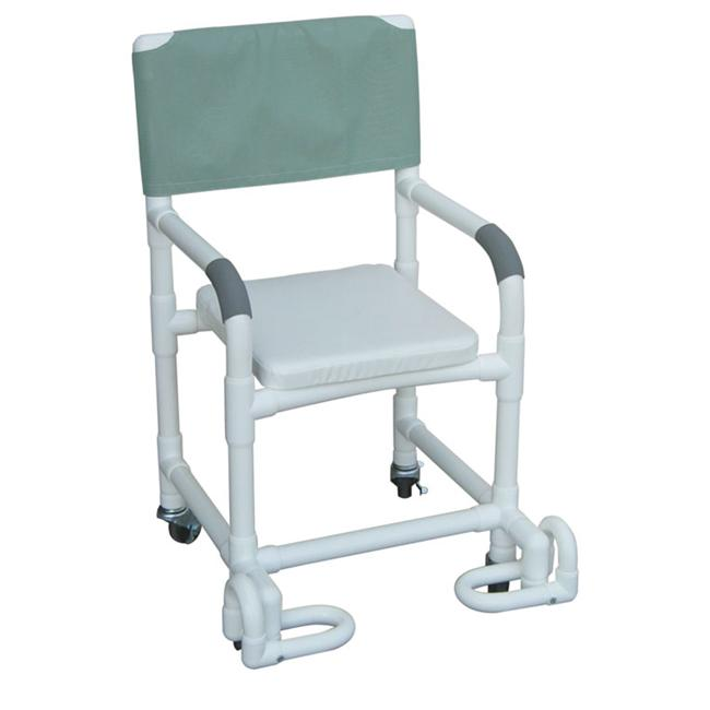 MJM International 118-3-SSC-IF Shower Chair