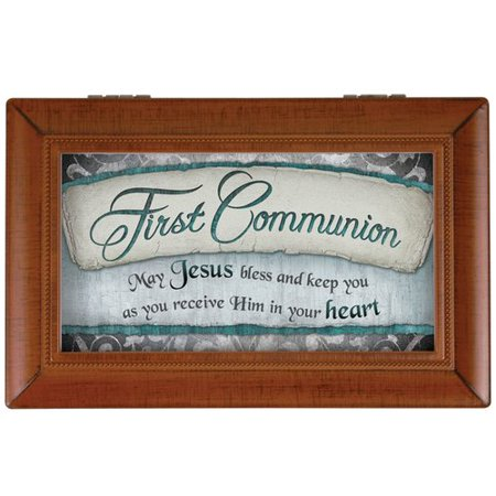 Carson Home Accents First Communion Music Decorative