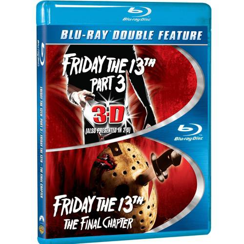 Friday The 13th Part III / Friday The 13th Part IV: The F...