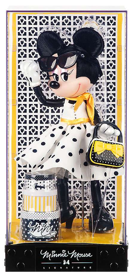 Disney Signature Minnie Mouse Doll [White Dress] by