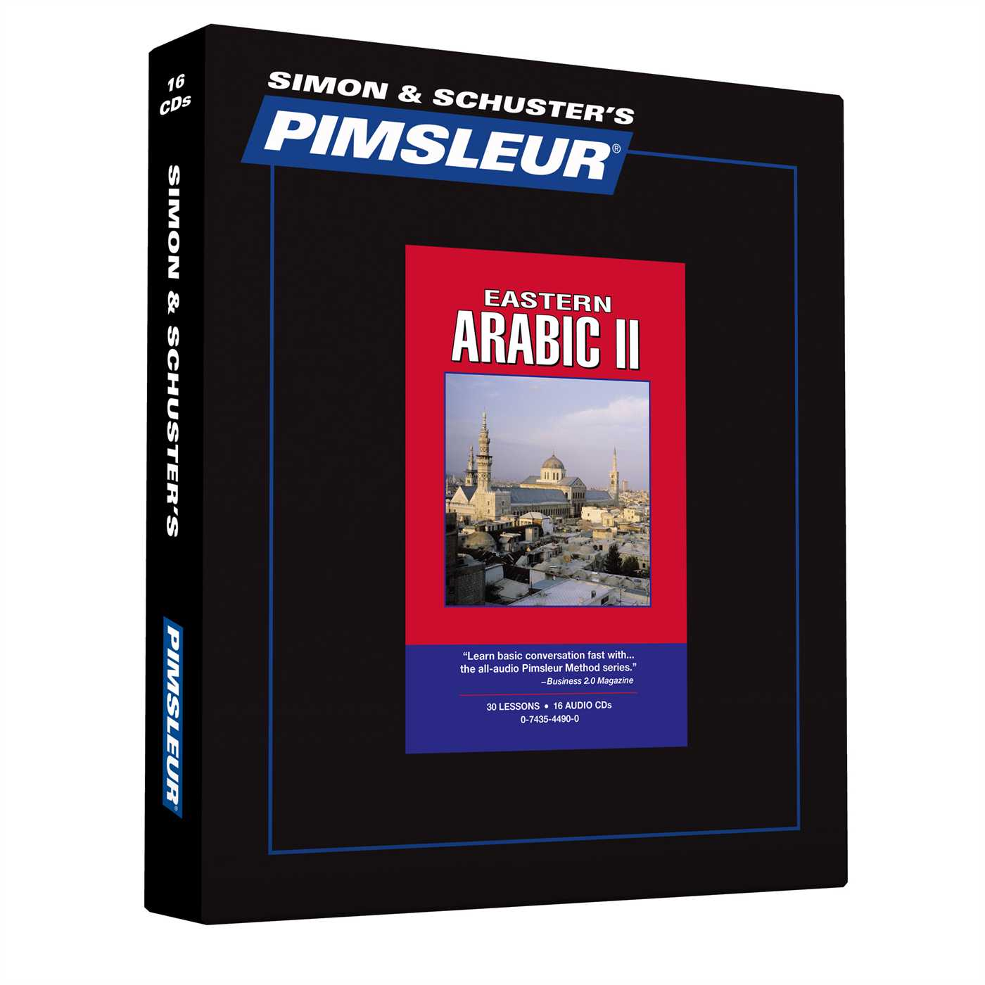 Pimsleur Arabic (Eastern) Level 2 CD : Learn to Speak and Understand Eastern Arabic with Pimsleur Language Programs