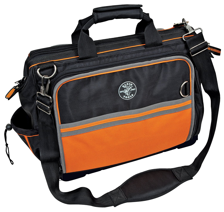 Klein Tools 55418-19 Tradesman Pro Organizer Ultimate Electrician's Bag