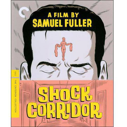 Shock Corridor (Criterion Collection) (Blu-ray) (Widescreen)