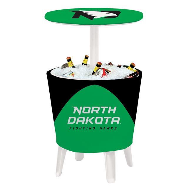Victory Corps 810024UND-004 NCAA North Dakota Fighting Hawks Four Season Event Cooler - No.004