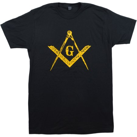 Freemason Square & Compass | Masonic Order Symbol Unisex -