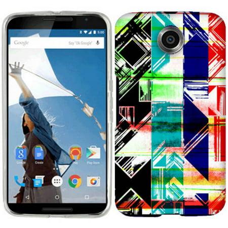 Mundaze Tribal Stripes Phone Case Cover For Google Nexus 6